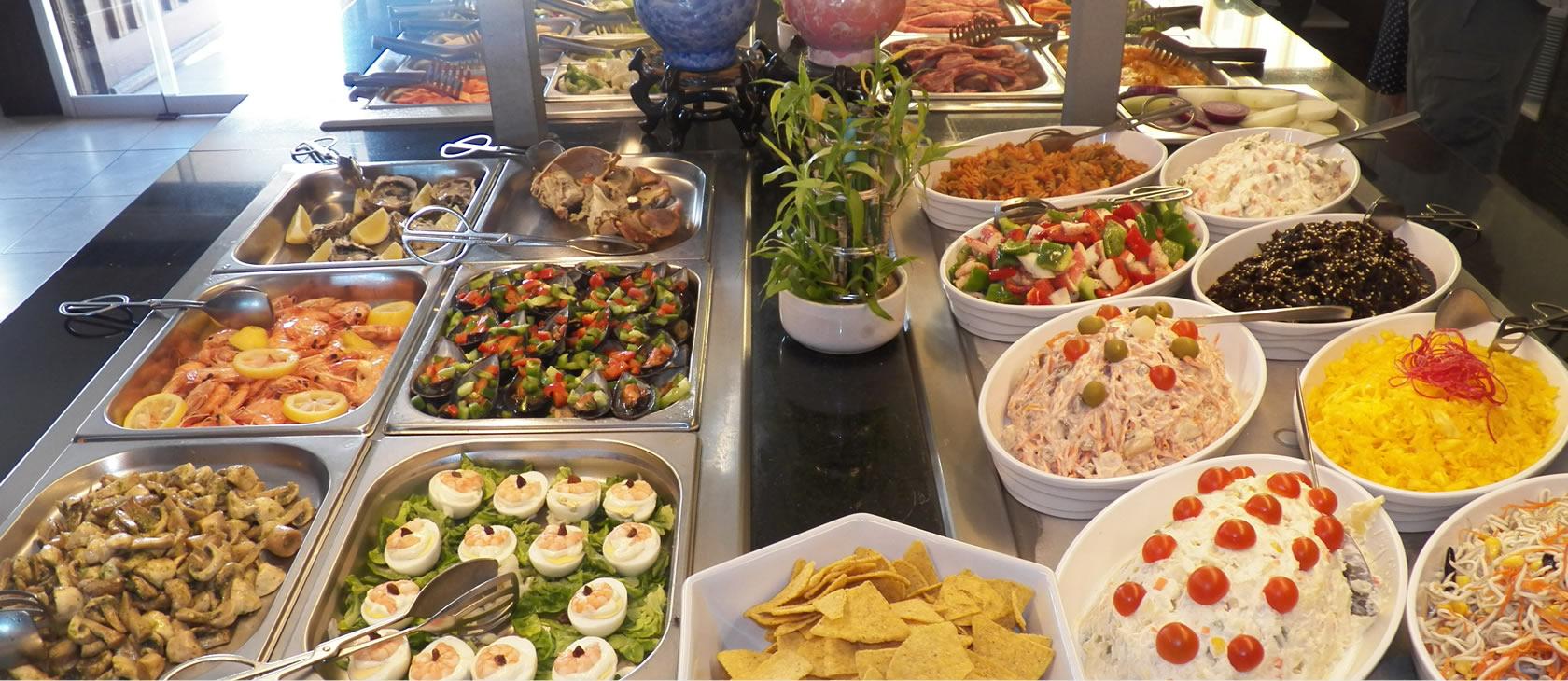 Costa Del Sol Restaurant Menu